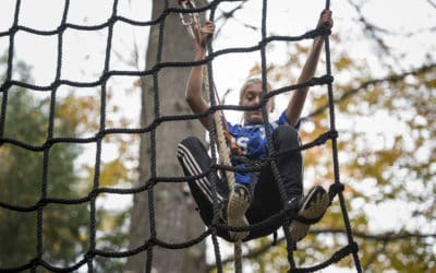 Is there a weight limit to participate on a Tree Top Adventure Park course
