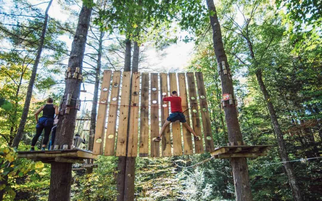 Climbing Wall Obstacle