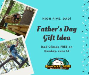 Dad Climbs Free Offer