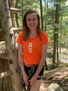 Guide at Adirondack Extreme Adventure Course