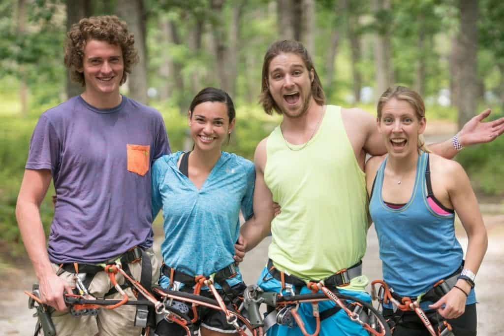 Group Photo Adirondack Extreme