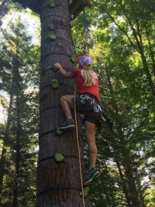 Adirondack Extreme Climbing Obstacle