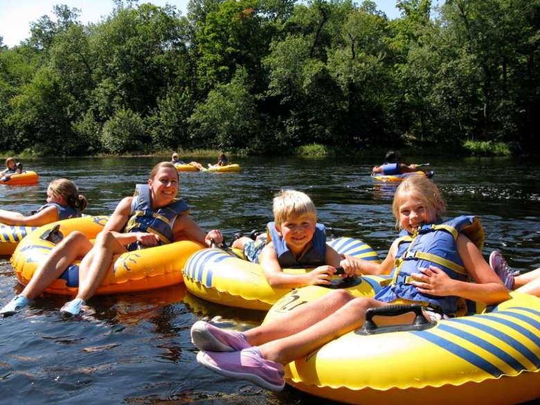 Adirondack Extreme Adventure Course Acquires Tubby Tubes